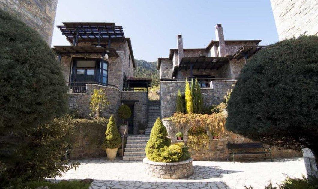 «Ostra Menalon Luxury Suites»: Αυτόνομες σουίτες, μοναδική θέα στο μυθικό βουνό του Μαινάλου & αμέτρητες δραστηριότητες στο χιόνι - Κυρίως Φωτογραφία - Gallery - Video