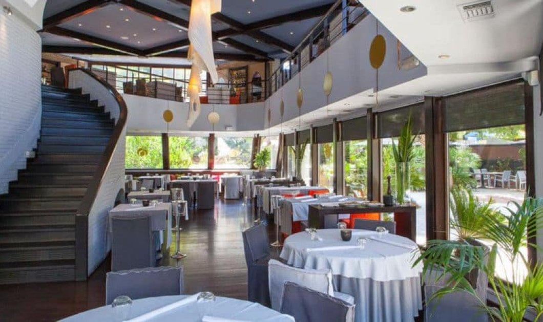 Όμικρον: Εκλεπτυσμένες γεύσεις δίπλα στο τζάκι – Ένα elegant εστιατόριο στα Βόρεια Προάστια - Κυρίως Φωτογραφία - Gallery - Video