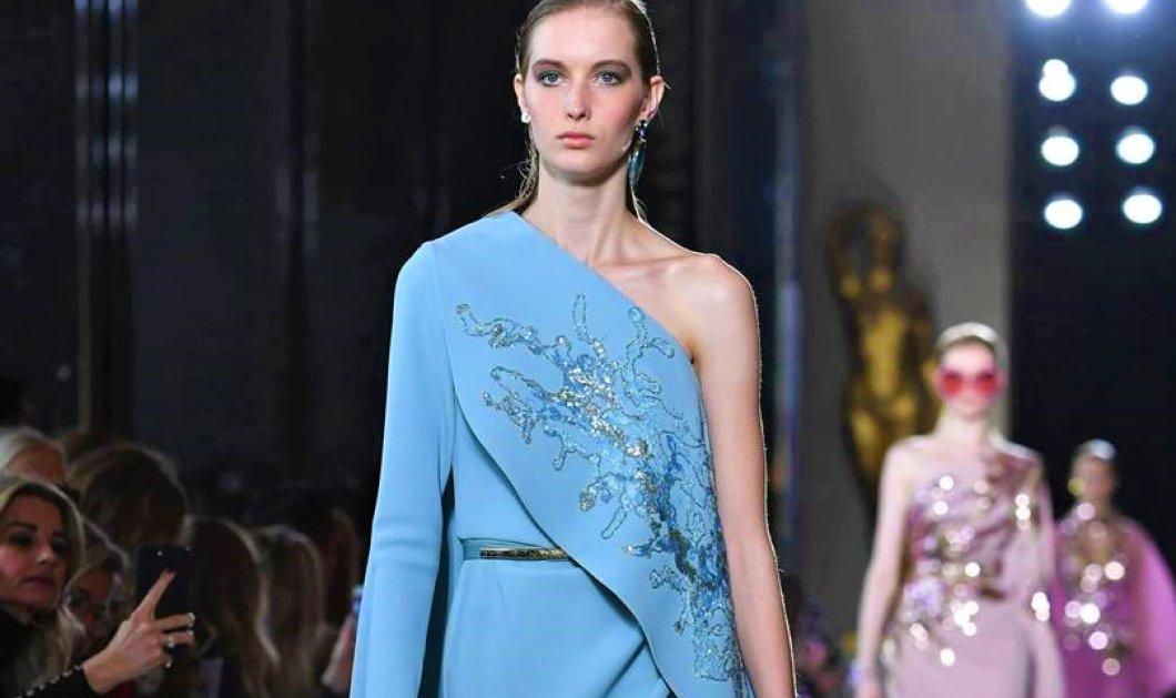 Υψηλή ραπτική  Οι καλύτερες εμφανίσεις στην πασαρέλα  Από τον Valentino  μέχρι τον Christian Dior f30483a1a8b
