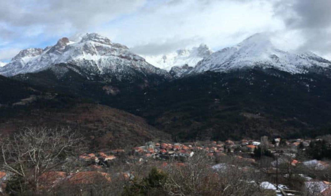 Βαρδούσια: Αλπική εμπειρία στα χωριά της Στερεάς Ελλάδας - Βίντεο  - Κυρίως Φωτογραφία - Gallery - Video