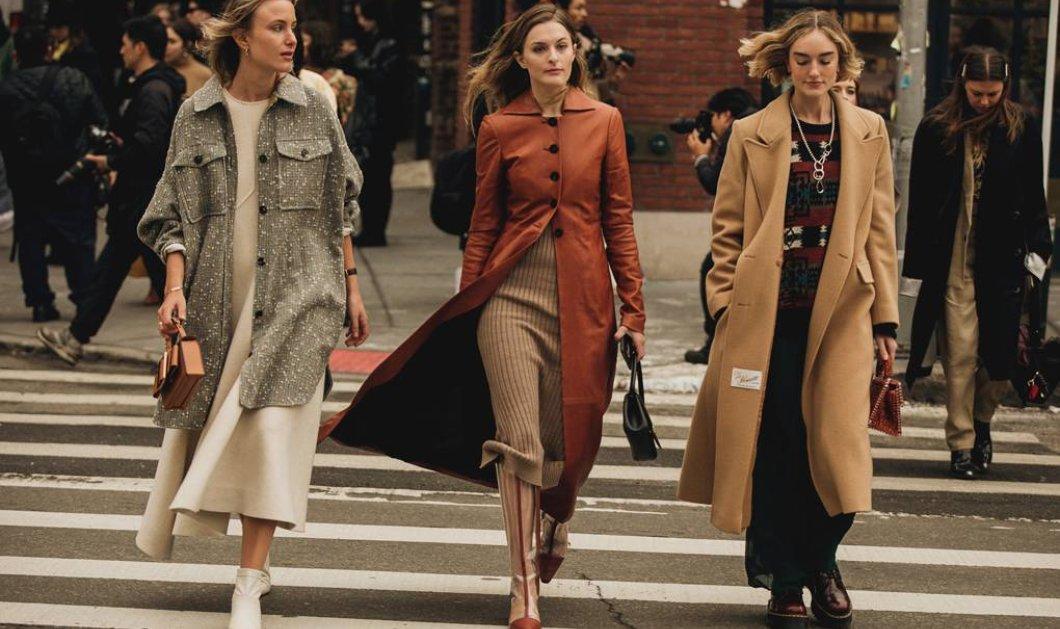 Η Vogue μας παρουσιάζει τα καλύτερα Street Style από την εβδομάδα μόδας στη  Νέα Υόρκη - dc94eec8027