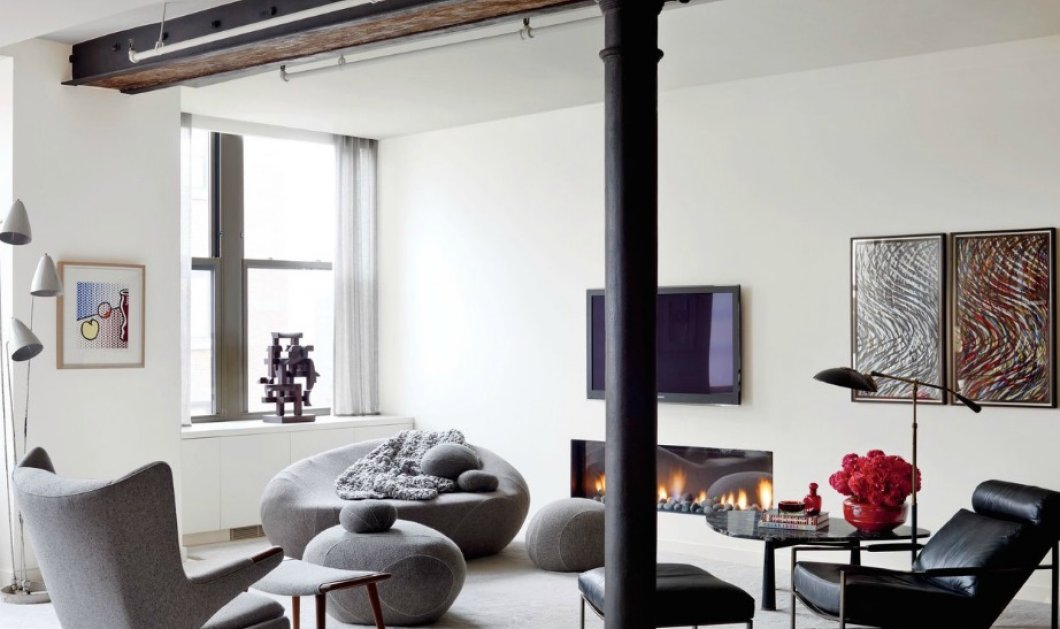 Ο μοναδικός Σπύρος Σούλης μας παρουσιάζει 13 υπέρκομψα σαλόνια για κάθε γούστο - Φώτο  - Κυρίως Φωτογραφία - Gallery - Video