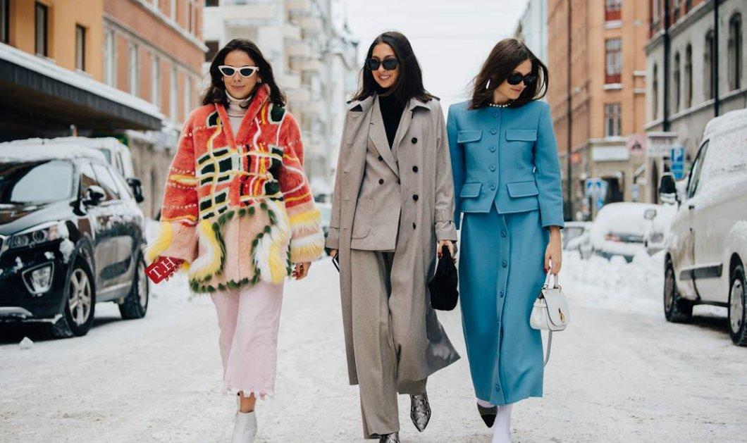 Η Vogue μας παρουσιάζει τις καλύτερες γυναικείες εμφανίσεις στους δρόμους  της Στοκχόλμης - 2ace2e615fc