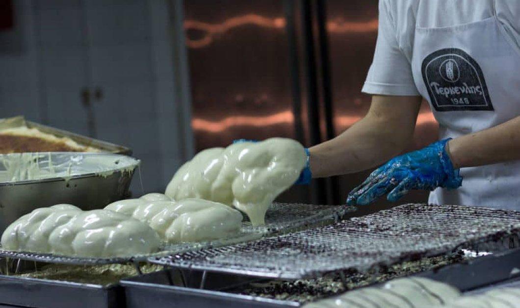 Made in Greece η Τερκενλής: Ιστορία 70 χρόνων για το ζαχαροπλαστείο με τα ξακουστά γεμιστά τσουρέκια – Από την Τσιμισκή σε 19 ακόμα σημεία στην Ελλάδα - Κυρίως Φωτογραφία - Gallery - Video
