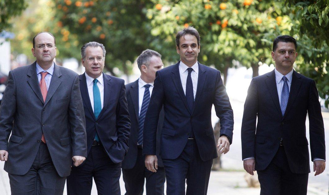 Κυριάκος Μητσοτάκης: Καλώ τους βουλευτές του ΣΥΡΙΖΑ να ψηφίσουν το άρθρο 16 για τα ιδιωτικά πανεπιστήμια     - Κυρίως Φωτογραφία - Gallery - Video