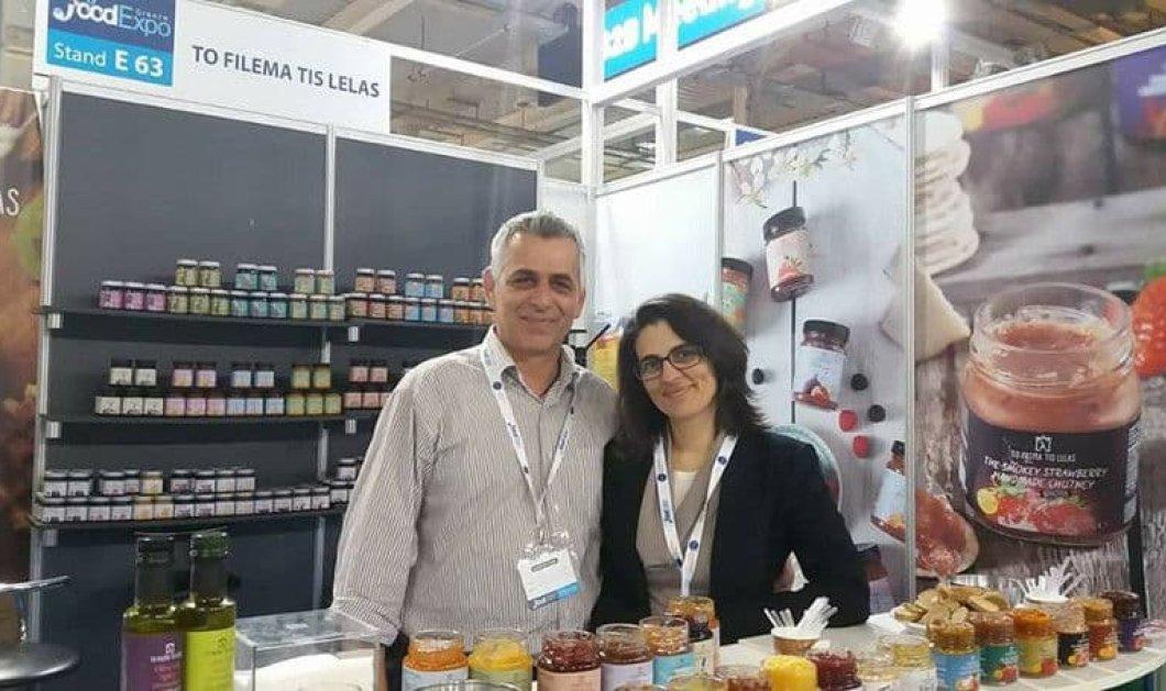 Made in Greece «Το Φίλεμα της Λέλας»: Μαρμελάδες, γλυκά του κουταλιού & τσάτνεϊ με αγνά υλικά από το Κιάτο σε 12 χώρες - Κυρίως Φωτογραφία - Gallery - Video