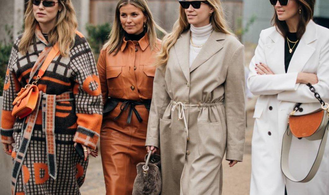 Η Vogue μας παρουσιάζει τις καλύτερες Street Style εμφανίσεις από την  εβδομάδα μόδας του Λονδίνου - a78eb34d6a3