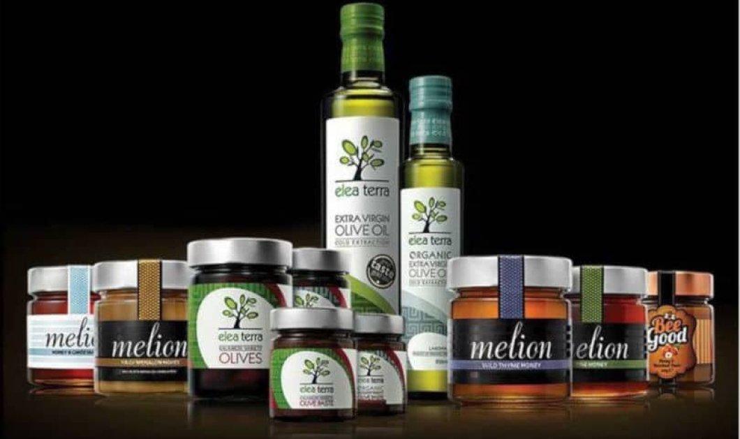 Made in Greece η Symphonia: Εξαιρετικό παρθένο ελαιόλαδο Elea Terra, ελιές, ευωδιαστό μέλι & spreads μελιού από τη Λακωνική γη - Κυρίως Φωτογραφία - Gallery - Video