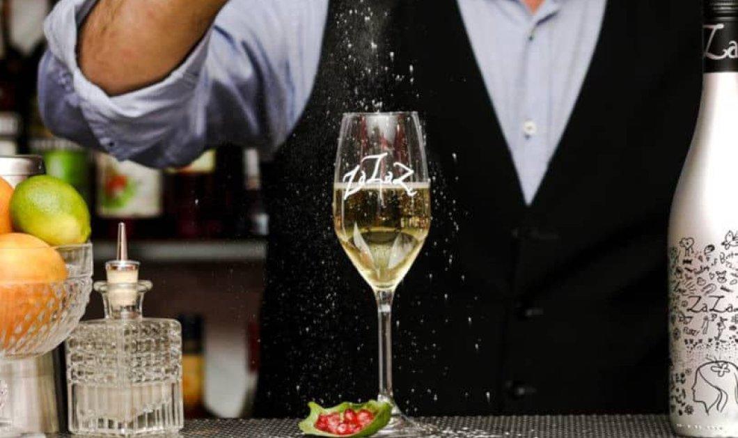 Made in Greece το Zazazu: Κρητικός φρουτώδης οίνος με γεμάτη γεύση & κομψές φισαλίδες με την υπογραφή του Κτήματος Λυραράκη - Κυρίως Φωτογραφία - Gallery - Video