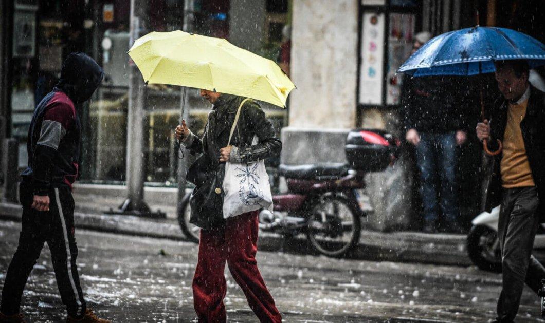 Καιρός: Έρχεται το χιόνι και στην Πάρνηθα - O χειμώνας είναι δυνατός - H νέα κακοκαιρία  - Κυρίως Φωτογραφία - Gallery - Video