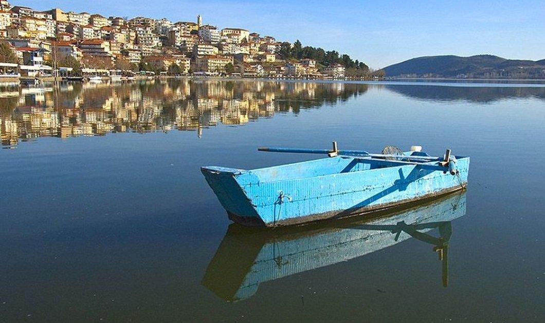Καστοριά: Βρέθηκε νεκρή γυναίκα μέσα στη λίμνη - Άγνωστες οι συνθήκες του θανάτου της (φώτο) - Κυρίως Φωτογραφία - Gallery - Video