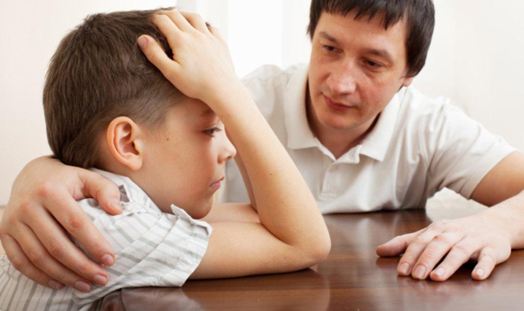 Πώς ένας γονιός που έχει διαγνωσθεί με καρκίνο μιλάει στο παιδί του!  - Κυρίως Φωτογραφία - Gallery - Video