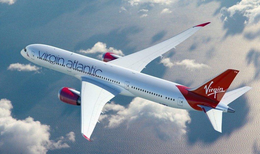 """Πως το Boeing της Virgin Atlantic έσπασε το """"φράγμα του ήχου"""" πιάνοντας ταχύτητα 1269 χλμ την ώρα  - Κυρίως Φωτογραφία - Gallery - Video"""