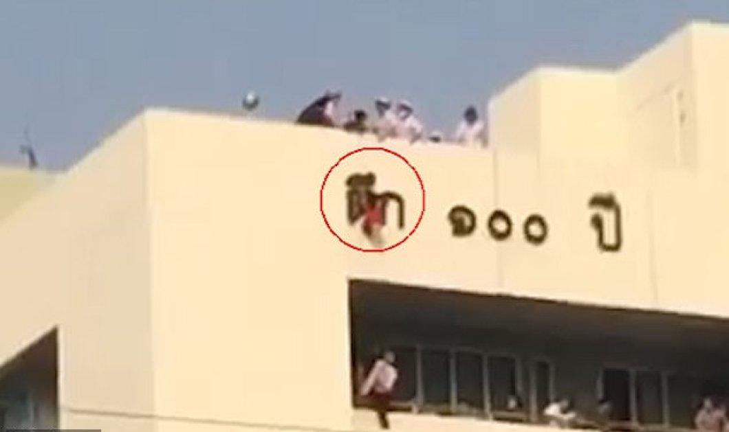 Τύχη βουνό είχε το κοριτσάκι & οι γονείς του! Έπεσε από τη στέγη νοσοκομείου αλλά σώθηκε -  Δείτε πως στο βίντεο    - Κυρίως Φωτογραφία - Gallery - Video