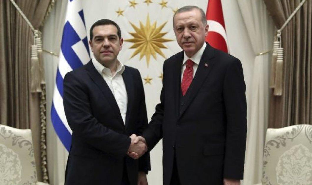 Συνάντηση Τσίπρα - Ερντογάν: Ερντογάν: Παραδώστε μας τους 8 - Τσίπρας: Η διάκριση των εξουσιών είναι  απαράβατη (φώτο-βίντεο) - Κυρίως Φωτογραφία - Gallery - Video