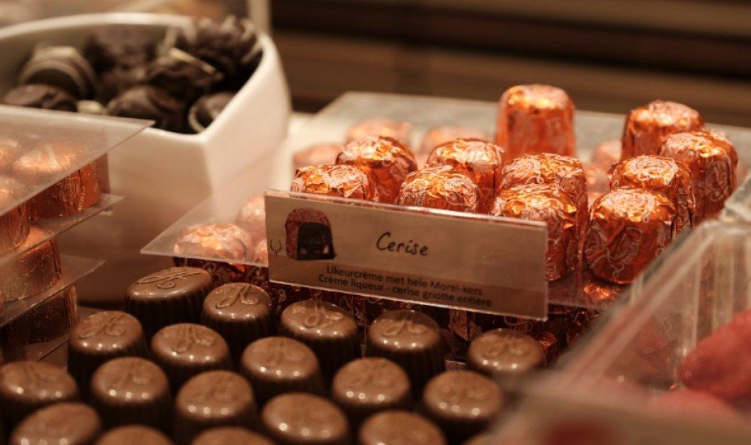 «Chocolate Nation – The Belgian Chocolate Experience»: To μουσείο που προσφέρει βιωματική εμπειρία με επίκεντρο τη σοκολάτα - Κυρίως Φωτογραφία - Gallery - Video