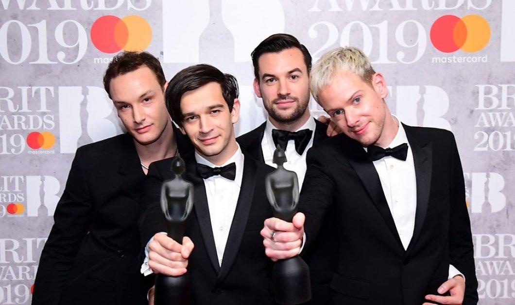 Brit Awards 2019:  Απ' τους νικητές και τις καλύτερες εμφανίσεις μέχρι το πορτραίτο της Μέγκαν Μαρκλ πίσω από την Μπιγιονσέ και τον Jay Z όλα τα highlights της βραδιάς (φώτο-βίντεο)  - Κυρίως Φωτογραφία - Gallery - Video