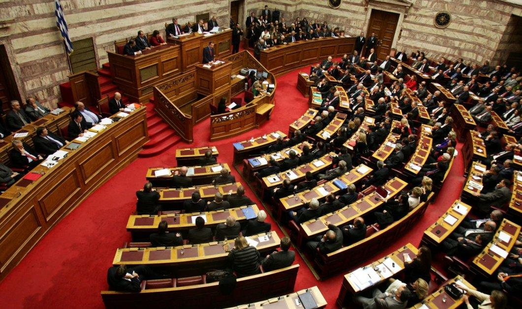 LIVE: Σε εξέλιξη η συζήτηση στην Επιτροπή της Βουλής για το πρωτόκολλο ένταξης της Βόρειας Μακεδονίας στο ΝΑΤΟ - Κυρίως Φωτογραφία - Gallery - Video