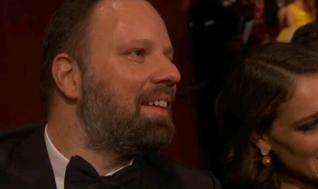 Όσκαρ 2019: Το δάκρυ του Γιώργου Λάνθιμου για την πρωταγωνίστριά του, Ολίβια Κόλμαν που κέρδισε το βραβείο Α΄ Γυναικείου Ρόλου - Κυρίως Φωτογραφία - Gallery - Video