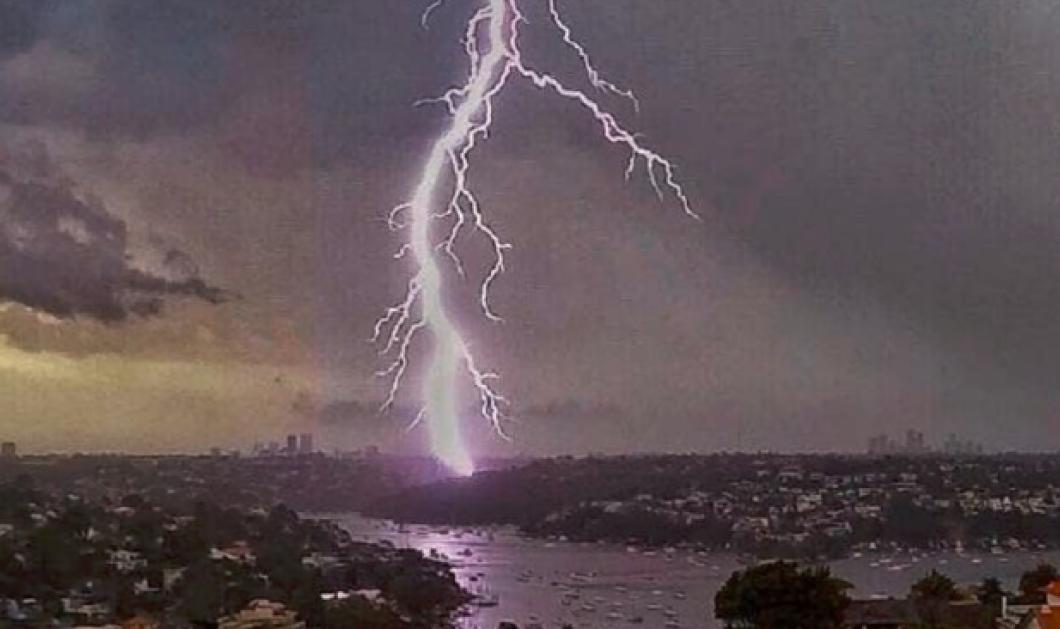 Καλλιάνος: Έρχονται επικίνδυνες καταιγίδες την Τρίτη - Κακοκαιρία με πλημμυρικά φαινόμενα και στην Αττική (φώτο)    - Κυρίως Φωτογραφία - Gallery - Video