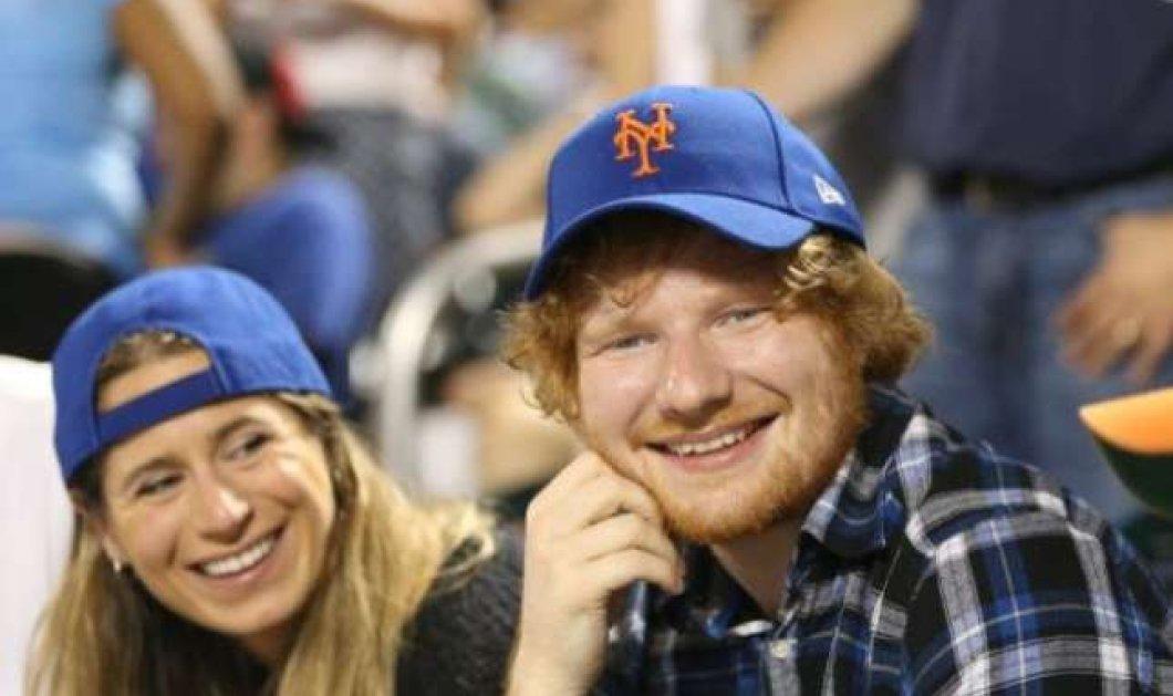 Ed Sheeran: Παντρεύτηκε κρυφά ο τραγουδιστής της πιο ρομαντικής επιτυχίας των τελευταίων ετών: Ο γάμος με 40 καλεσμένους - Φώτο  - Κυρίως Φωτογραφία - Gallery - Video
