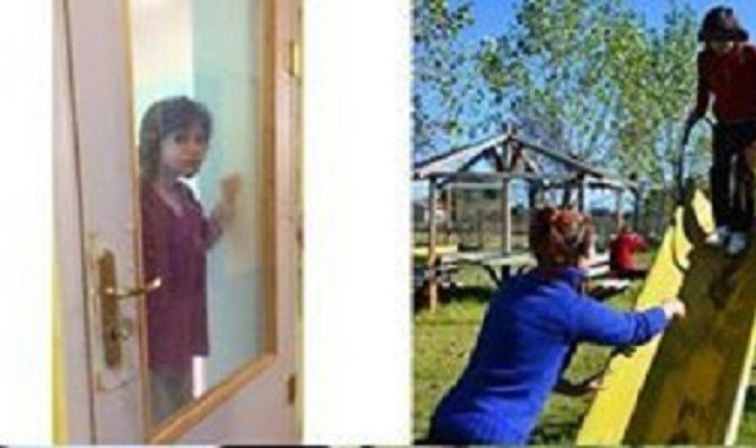 """Θλίψη και οργή: Η μικρή Έλλη δεν είναι πια εδώ - Το """"κορίτσι με τις αφέλειες"""" που έζησε όλη του ζωή φυλακισμένο σε ίδρυμα στα Λεχαινά πέθανε - Κυρίως Φωτογραφία - Gallery - Video"""