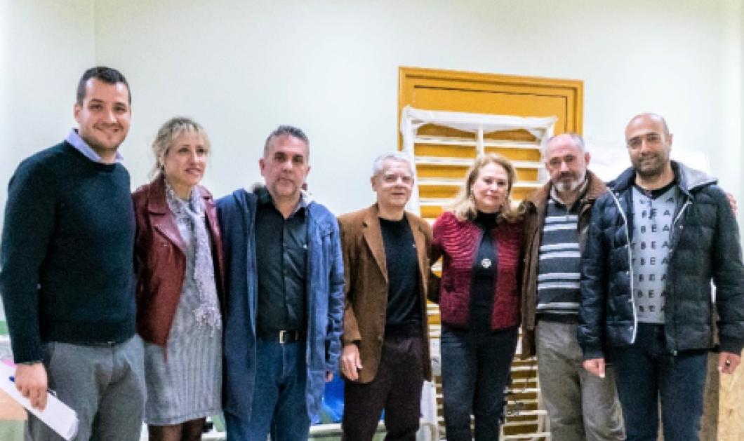 Ο Όμιλος ΕΛΠΕ εξοπλίζει τα Κέντρα Υγείας Ιθάκης και Σάμης Κεφαλληνίας  - Κυρίως Φωτογραφία - Gallery - Video