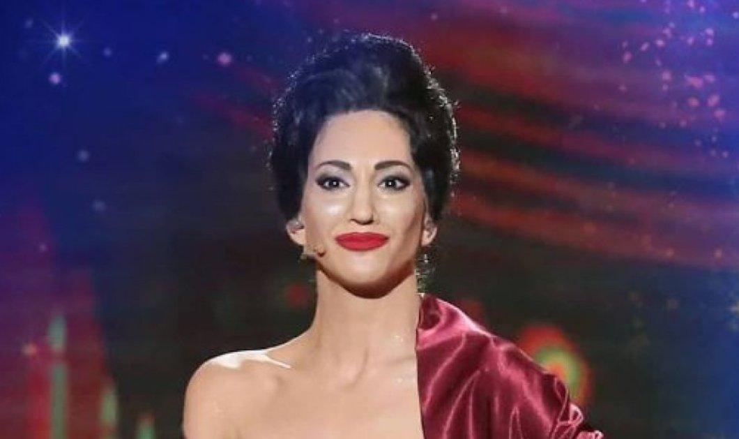 YFSF: Η ...Μαρία Κάλλας ήταν η μεγάλη νικήτρια της βραδιάς - Πώς εμφανίστηκε η Εύα Τσάχρα (Βίντεο) - Κυρίως Φωτογραφία - Gallery - Video