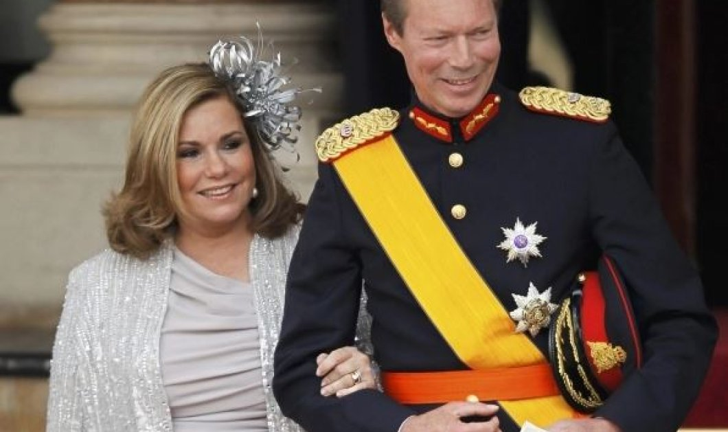 Ένα βασιλικό ζεύγος γιορτάζει την επέτειο γάμων του ανήμερα του Αγίου Βαλεντίνου (φωτό) - Κυρίως Φωτογραφία - Gallery - Video
