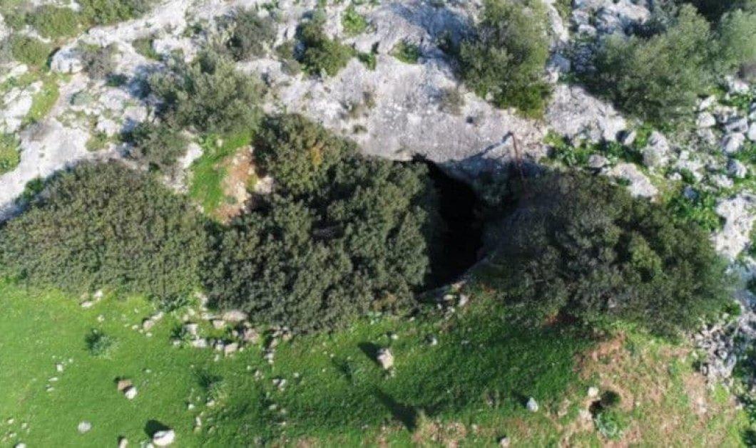 Σπήλαιο δολίνη: Αυτός είναι ο τόπος όπου ζούσαν πάνθηρες, μόλις 45 λεπτά από το κέντρο της Αθήνας (Βίντεο) - Κυρίως Φωτογραφία - Gallery - Video