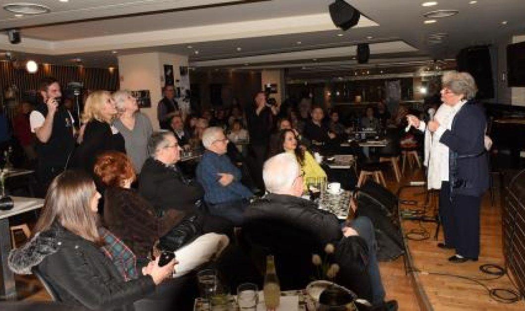 H «Εθνική Ελλάδος» στο ''Κίτρινο Υποβρύχιο'' της Σεμίνας Διγενή - Παρουσιάστηκε στον Ιανό & ακολούθησε γλέντι    - Κυρίως Φωτογραφία - Gallery - Video