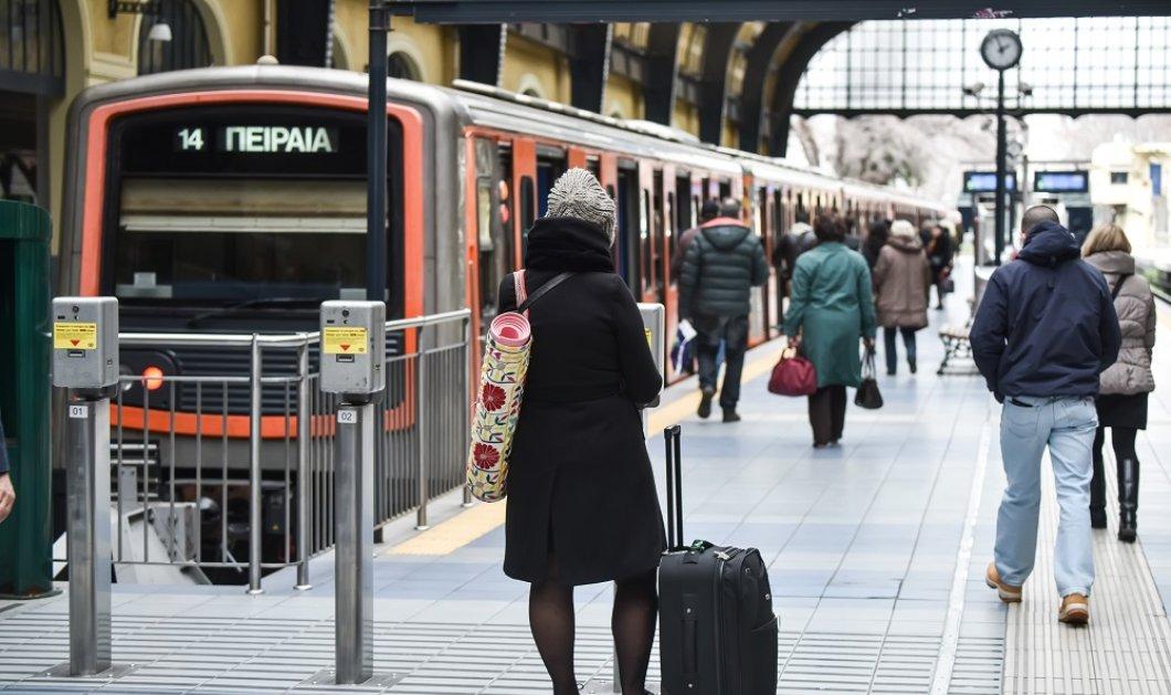 Απεργία στα Μέσα Μεταφοράς: Η Αθήνα θα μείνει χωρίς τρένα - Κυρίως Φωτογραφία - Gallery - Video