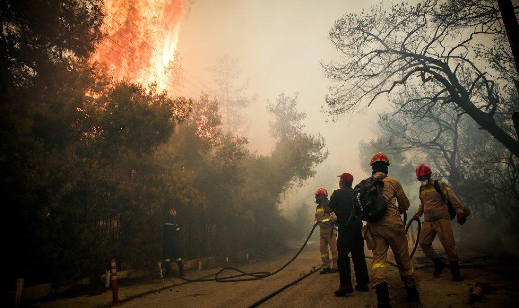 ΟΗΕ: Το 2018 από τα θερμότερες χρονιές με ακραία φαινόμενα: Κόστισαν ζωές όπως οι πυρκαγιές σε Αττική & Καλιφόρνια  - Κυρίως Φωτογραφία - Gallery - Video