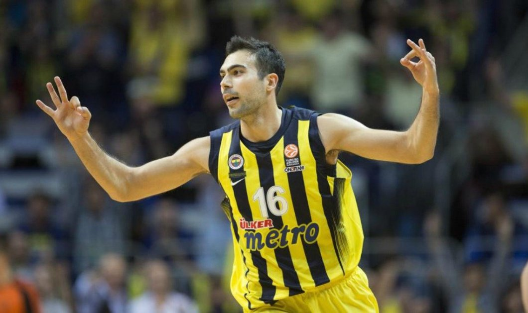 Ο μπασκετμπολίστας Κώστας Σλούκας παρευρέθηκε στο επίσημο δείπνο Ερντογάν - Τσίπρα (Φωτό) - Κυρίως Φωτογραφία - Gallery - Video