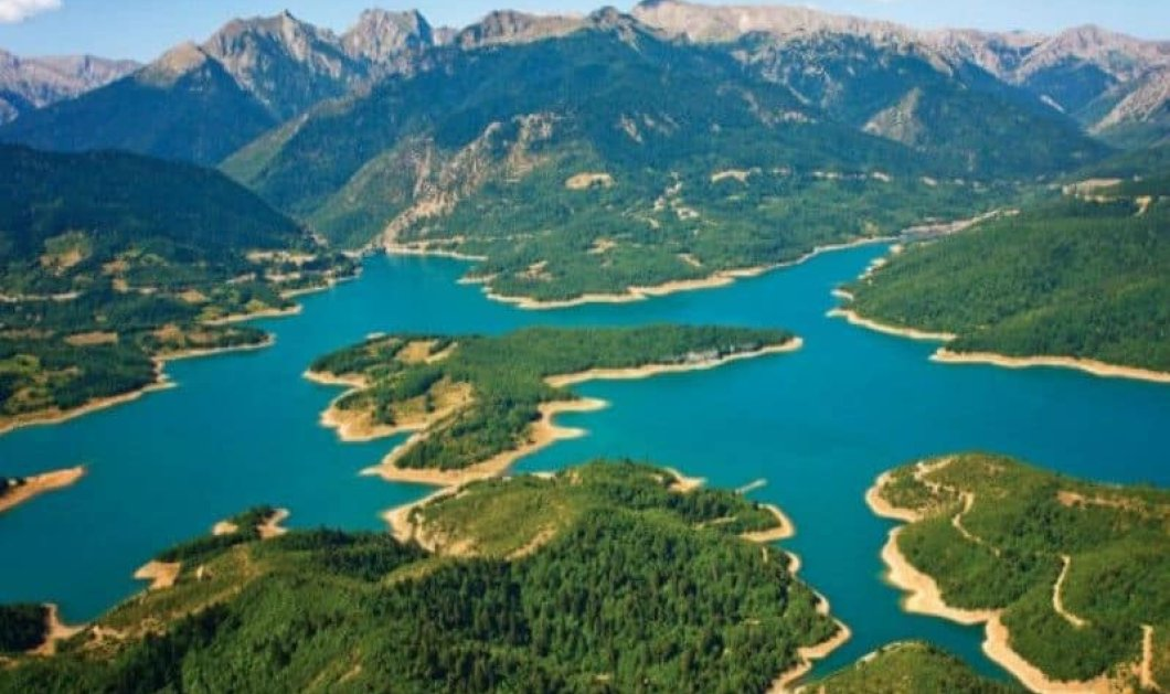 Λίμνη Πλαστήρα: Υπέροχο φυσικό τοπίο, μοναδικά αξιοθέατα, πολλές δραστηριότητες σε ένα απίθανο βίντεο - Κυρίως Φωτογραφία - Gallery - Video