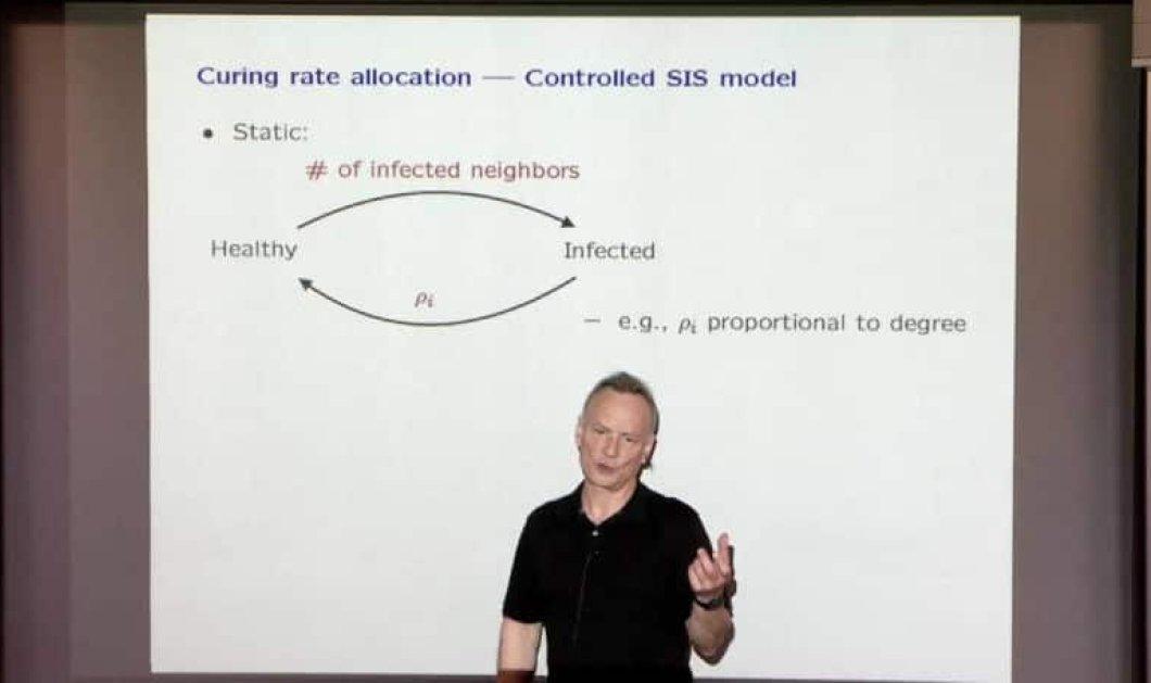 Γιάννης Τσιτσικλής: Ο ταλαντούχος και πολυβραβευμένος καθηγητής Μηχανολογικών συστημάτων του MIT - Κυρίως Φωτογραφία - Gallery - Video