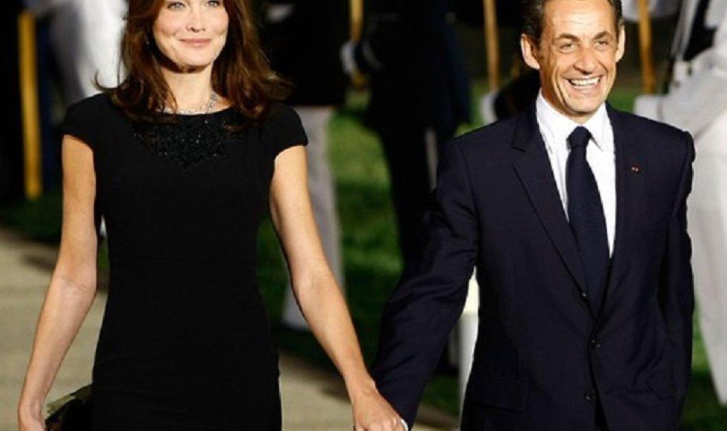 """Η Κάρλα Μπρούνι γιορτάζει 11 χρόνια γάμου με τον Νικολά Σαρκοζί: """"Mon Amour κρατάμε πάντα ο ένας το χέρι του άλλου"""" (φώτο) - Κυρίως Φωτογραφία - Gallery - Video"""