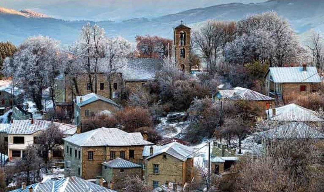 Νυμφαίο: Απολαύστε τη μαγεία του βουνού στον απόλυτο χειμερινό προορισμό – Πλακόστρωτα στενά, παραδοσιακοί ξενώνες, αμέτρητες δραστηριότητες… - Κυρίως Φωτογραφία - Gallery - Video