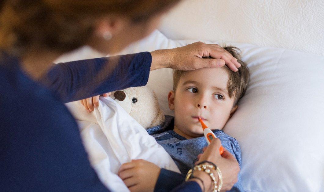 Χρήσιμες συμβουλές στους γονείς: Έτσι θα προστατεύσετε τα παιδιά σας από τη γρίπη - Κυρίως Φωτογραφία - Gallery - Video