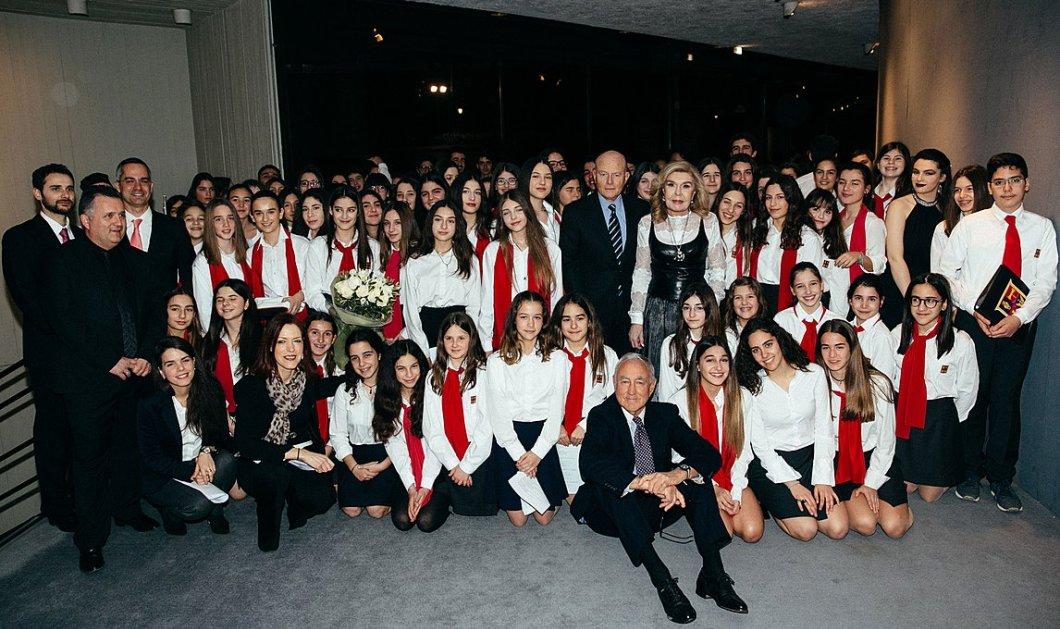 Συναυλία της Κρατικής Ορχήστρας Αθηνών και της College Symphony Orchestra για τα παιδιά της «ΕΛΠΙΔΑΣ» - Φώτο  - Κυρίως Φωτογραφία - Gallery - Video