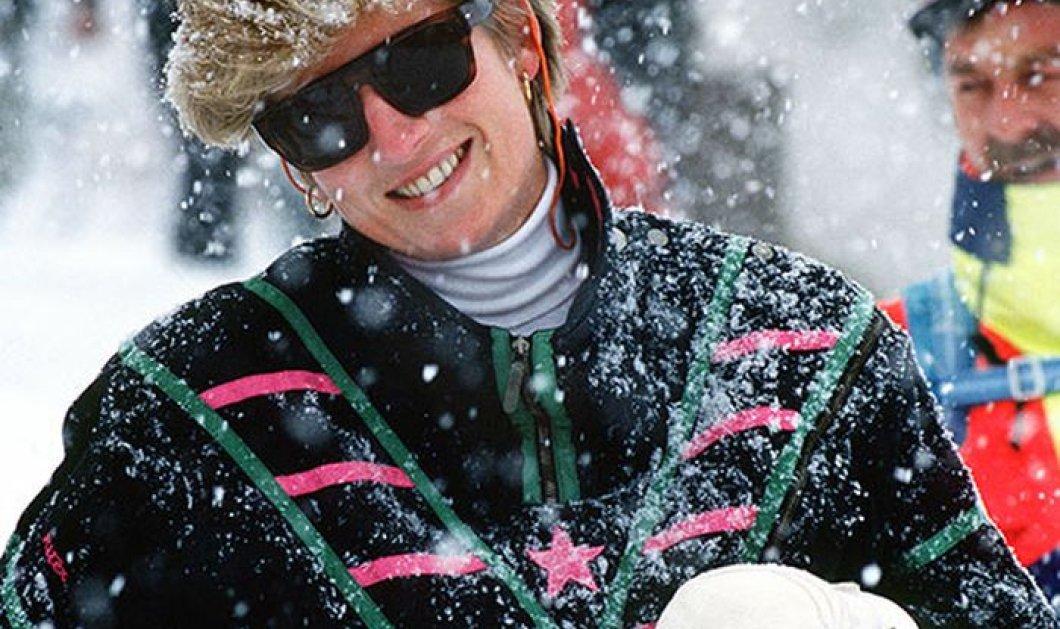 Όταν τα μέλη της βασιλικής οικογένειας απολαμβάνουν το χιόνι και κάνουν σκι (φωτό) - Κυρίως Φωτογραφία - Gallery - Video
