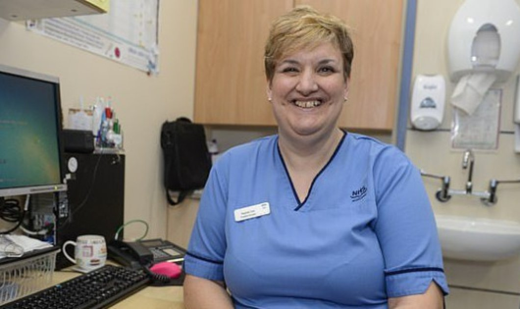 Top Woman μια Σκωτσέζα νοσοκόμα που δώρισε το νεφρό της σε έναν άγνωστο (Βίντεο) - Κυρίως Φωτογραφία - Gallery - Video