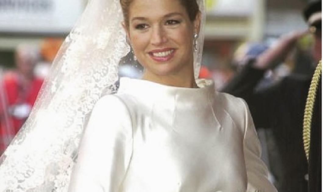 Η βασίλισσα Μάξιμα της Ολλανδίας στην επέτειο γάμου με τον βασιλιά Αλέξανδρο - Ανέβασε τις επίσημες φώτο - Τι φανταστικό νυφικό! (φώτο-βίντεο)  - Κυρίως Φωτογραφία - Gallery - Video