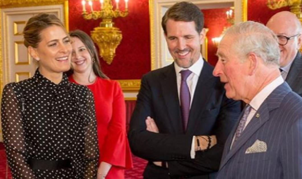 Ο πρίγκιπας Κάρολος της Ουαλίας και ο πρίγκιπας Παύλος ενώνουν τις δυνάμεις τους - Στόχος: Η καταπολέμηση της ανεργίας των νέων στην Ελλάδα (φώτο) - Κυρίως Φωτογραφία - Gallery - Video