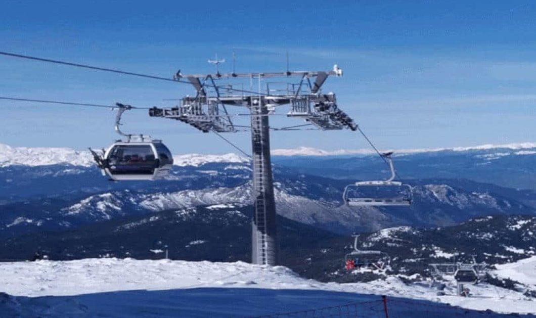 Χιονοδρομικό Κέντρο Παρνασσού: Ένα από τα πιο οργανωμένα χιονοδρομικά της Ελλάδας για άφθονο παιχνίδι & δραστηριότητες στο χιόνι - Βίντεο  - Κυρίως Φωτογραφία - Gallery - Video