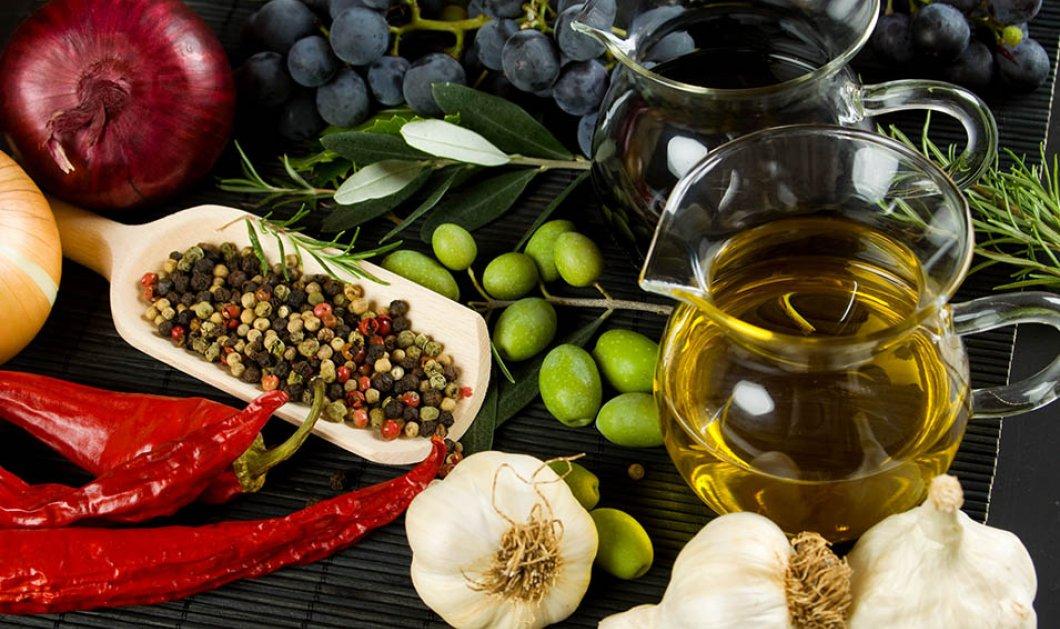 Οι υπερτροφές της μεσογειακής διατροφής - Χαρούπι, κάππαρη, κρίταμο, μαστίχα Χίου - Κυρίως Φωτογραφία - Gallery - Video