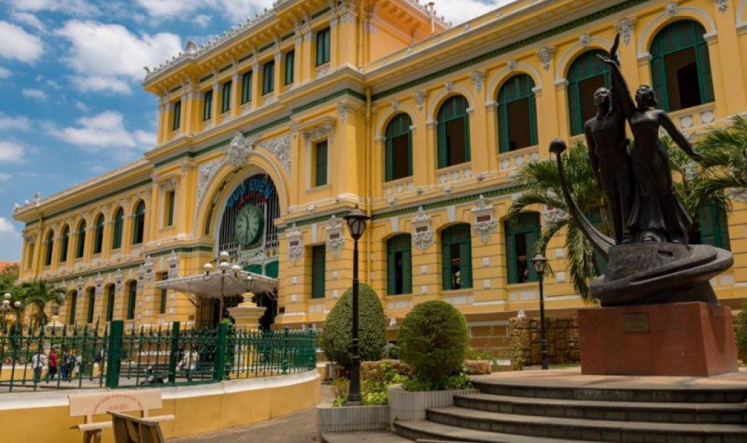 Τα πιο ιδιαίτερα κτήρια ταχυδρομείων στον κόσμο με την καλύτερη αρχιτεκτονική  - Κυρίως Φωτογραφία - Gallery - Video