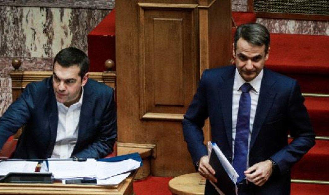 LIVE: Η διήμερη συζήτηση στη Βουλή για την Αναθεώρηση του Συντάγματος - Κυρίως Φωτογραφία - Gallery - Video