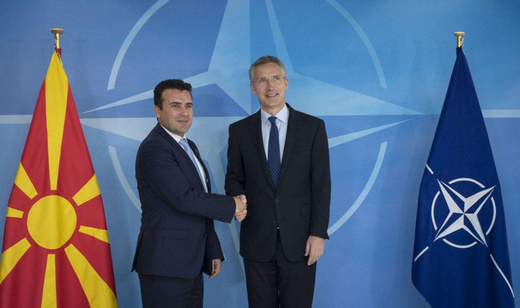 Το πρωτόκολλο ένταξης της ΠΓΔΜ στο ΝΑΤΟ κατατέθηκε στη Βουλή - Πότε θα ψηφιστεί - Κυρίως Φωτογραφία - Gallery - Video