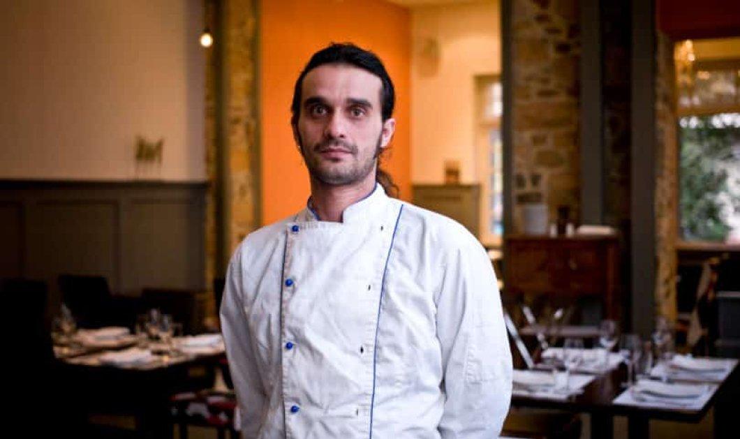 Αθήρι: Εκλεπτυσμένες γεύσεις στο παλιό νεοκλασικό της Πλαταιών με την υπογραφή του πολυβραβευμένου σεφ Αλέξανδρου Καρδάση - Κυρίως Φωτογραφία - Gallery - Video